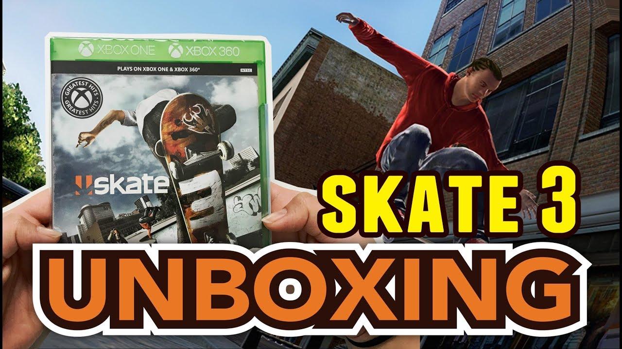 Skate 3 xbox 360 | videogamex.