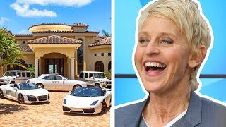Download Ellen DeGeneres is Richer Than You Think... Mp3 and Videos