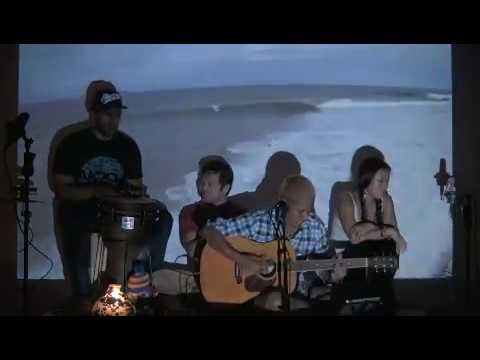 Tribes Of Asaph - From Above  (Sunday Chill Sessions at Gao An Apartment) 2013