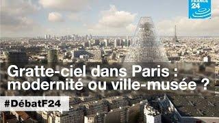 Urbanisme à Paris : la Tour Triangle, objet de controverse - #DébatF24 (Partie 2)
