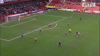 Video Gol Pertandingan Sheffield United vs Fulham