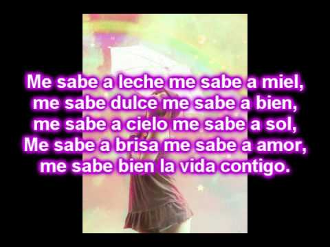 Me sabe a miel - Jesús Adrian Romero