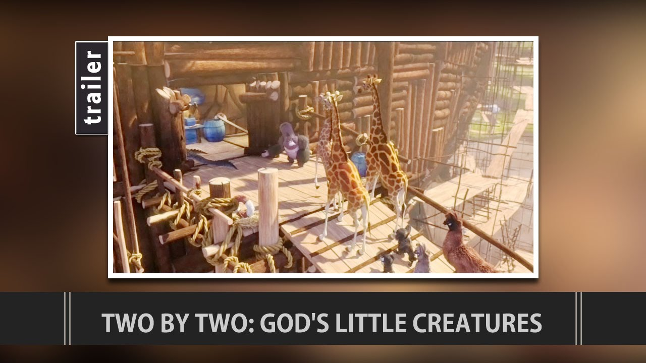 Two by Two: God's Little Creatures (2015) Trailer - YouTube