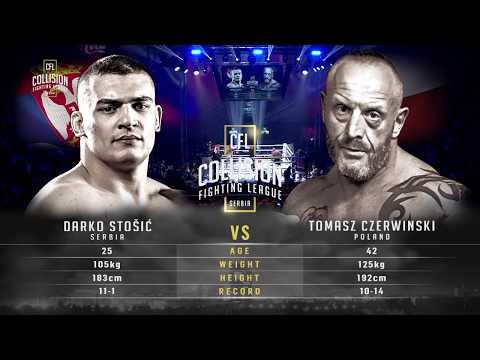 CFL- Darko Stosic vs Tomasz Czerwinski HD