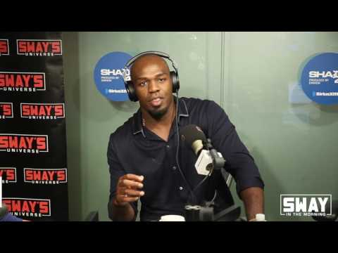 PT. 1 Jon Bones Jones Talks Knocking Out Daniel Cormier and Men Crying in Fights