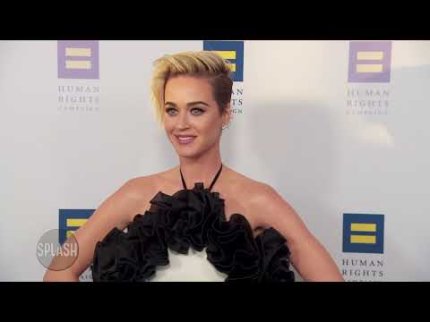 Katy Perry excited to reconnect with family | Daily Celebrity News | Splash TV