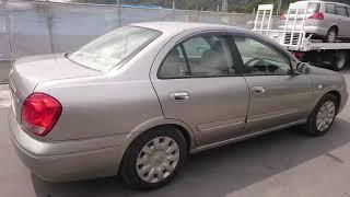 Видео-тест автомобиля Nissan Bluebird Sylphy (QG10-161361, 2003г)