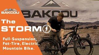 Bakcou: Storm Product Description