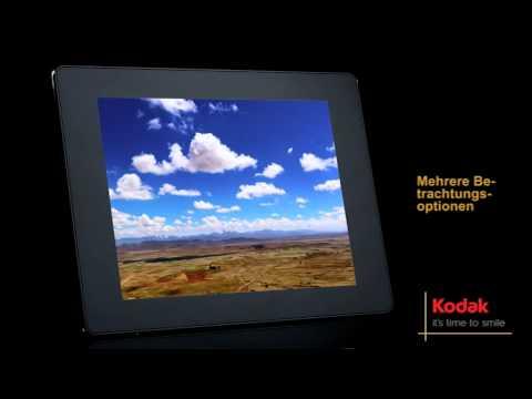 kodak easyshare p85 digital picture frame de