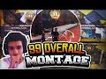 99 OVERALL MONTAGE | LEGEND MONTAGE | GREATEST LEGEND EVER | GEESICE 99 OVERALL!