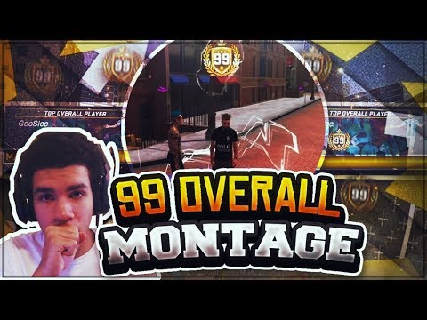 99 OVERALL MONTAGE | LEGEND MONTAGE |...