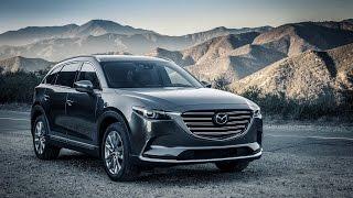Mazda CX 9 2016 Обзор