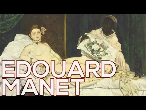 Edouard Manet: A collection of 210 paintings (HD)