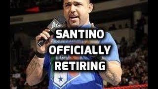 Backstage News On Santino Marella Retiring From WWE 2014!