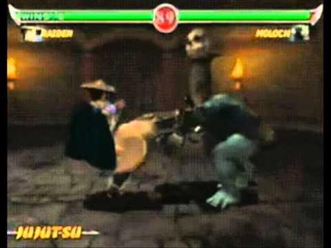 Mortal Kombat Deadly Alliance  Molochs Lair
