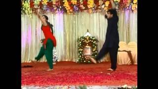 Sangeet Dance! Ban than chali! Dupatta tera nau rang da! Nagada nagada! Prateek & Praachi