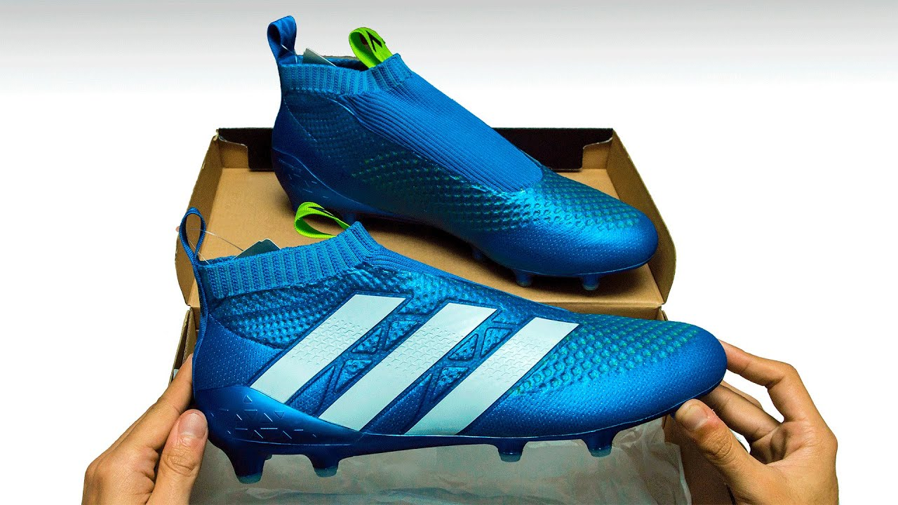 Adidas Purecontrol Azules