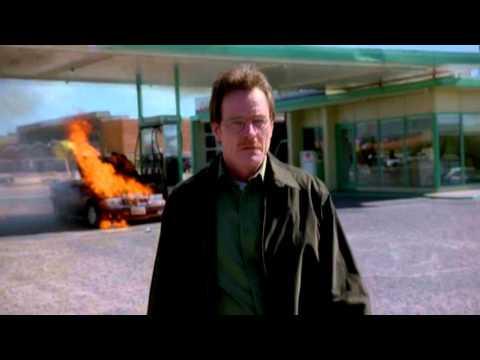 Breaking Bad - Walter White blow up Kens car