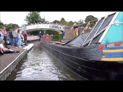 Braunston Historic Narrow Boat show  2017