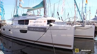 2015 Fountaine Pajot Ipanema 58 Catamaran - Walkaround - 2015 Annapolis Sail Boat Show