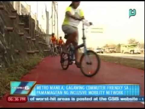 Metro Manila, gagawing commuter-friendly sa pamamagitan ng inclusive mobility network