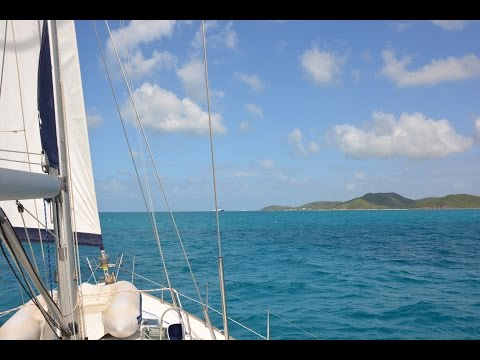 Sailing the Caribbean with Sail & Chill, Antigua & Barbuda, 2016