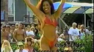 1990s Ocean City Maryland Bikini Contest hosted by DJ Batman