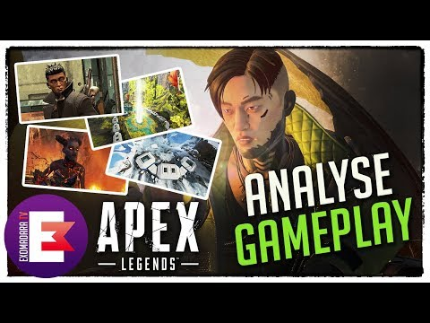 ANALYSE DU TRAILER DE GAMEPLAY APEX LEGENDS SAISON 3