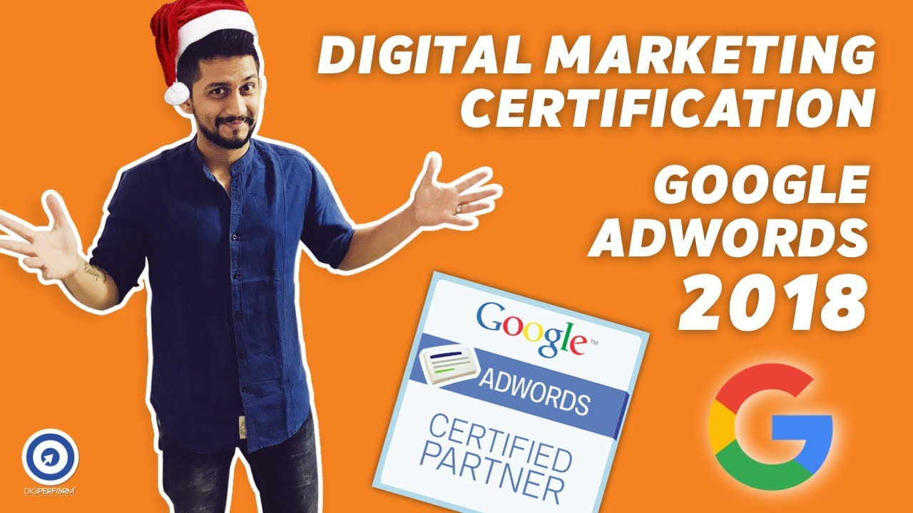 Digital marketing certification google adwords certification digital marketing certification google adwords certification 2018 xflitez Choice Image