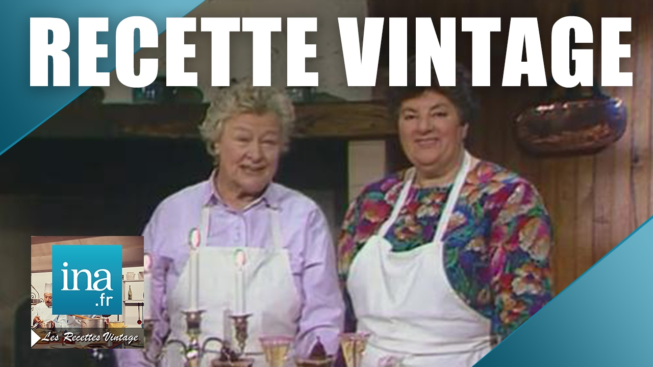 La Cuisine De Maite | Recette Le Repas De Saint Valentin De Maite Archive Ina Youtube