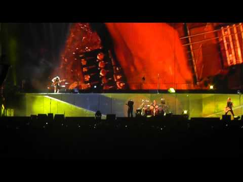 The Big 4 Metallica Live:the Call Of Ktulu 6th July 2011(arena Concerti Rho Milan)