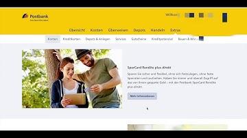 Postbank ID einrichten  Online Banking