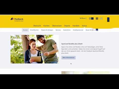 Postbank Id Einrichten Online Banking Youtube