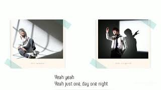 방탄소년단 (BTS)- JUST ONE DAY LYRICS
