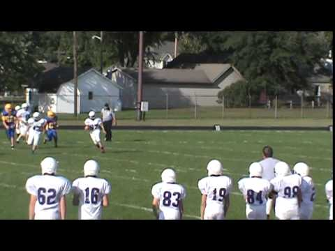 Leo Football 7th grade vs Angola Home aa