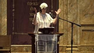 Rabba Sara Hurwitz - 2017 Yeshivat Maharat Semikha Ceremony