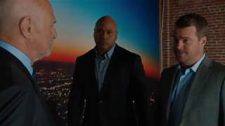 "NCIS: Los Angeles 11x03 Sneak Peek Clip 1 ""Hail Mary"""