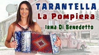 LA POMPIERA (tarantella) IRMA DI BENEDETTO, Organetto Abruzzese Accordion di Dino Calicchia