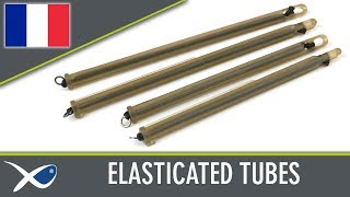*** Coup & Feeder Match Fishing TV *** Elasticated Tubes
