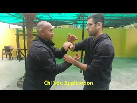 Wing Tsun India- Shifu Kanishka Combatives
