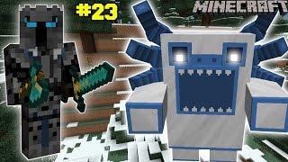 Minecraft: DANCING YETI TOWER CHALLENGE [EPS7] [23]