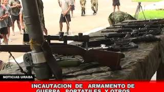 4 GUERRILLEROS   ABATIDOS  POR EJERCITO Y POLICIA  EN  RIOSUCIO CHOCO