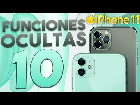 10 Secretos Escondidos del iPhone 11 Pro Max