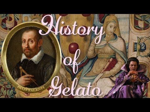 The Original Gelato Recipe From Florence, Italy: Buontalenti | Best Gelato In The WORLD!