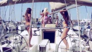 Dj Sanny J feat. Los Tiburones - Fiesta Reggaeton (Official Music Video) [HD]