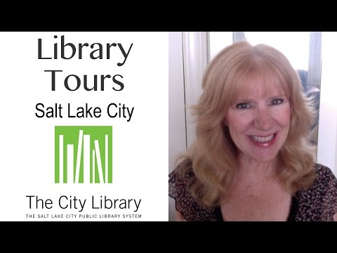 Salt Lake City Public Library | Library Tours #3