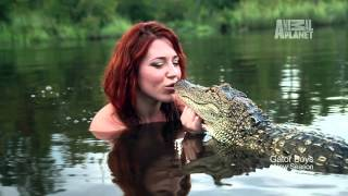 Gator Girl Rescues Nuisance Alligators