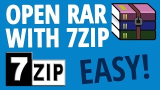 Gambar cover Use 7zip to open RAR file | DOWNLOAD LINK