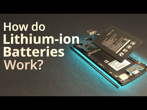 How do Lithium-ion Batteries Work?