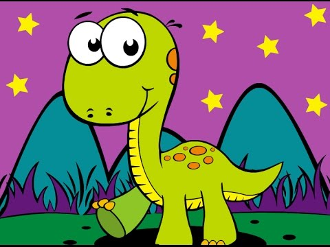 Baby Dinosaur / Best Coloring Games - YouTube